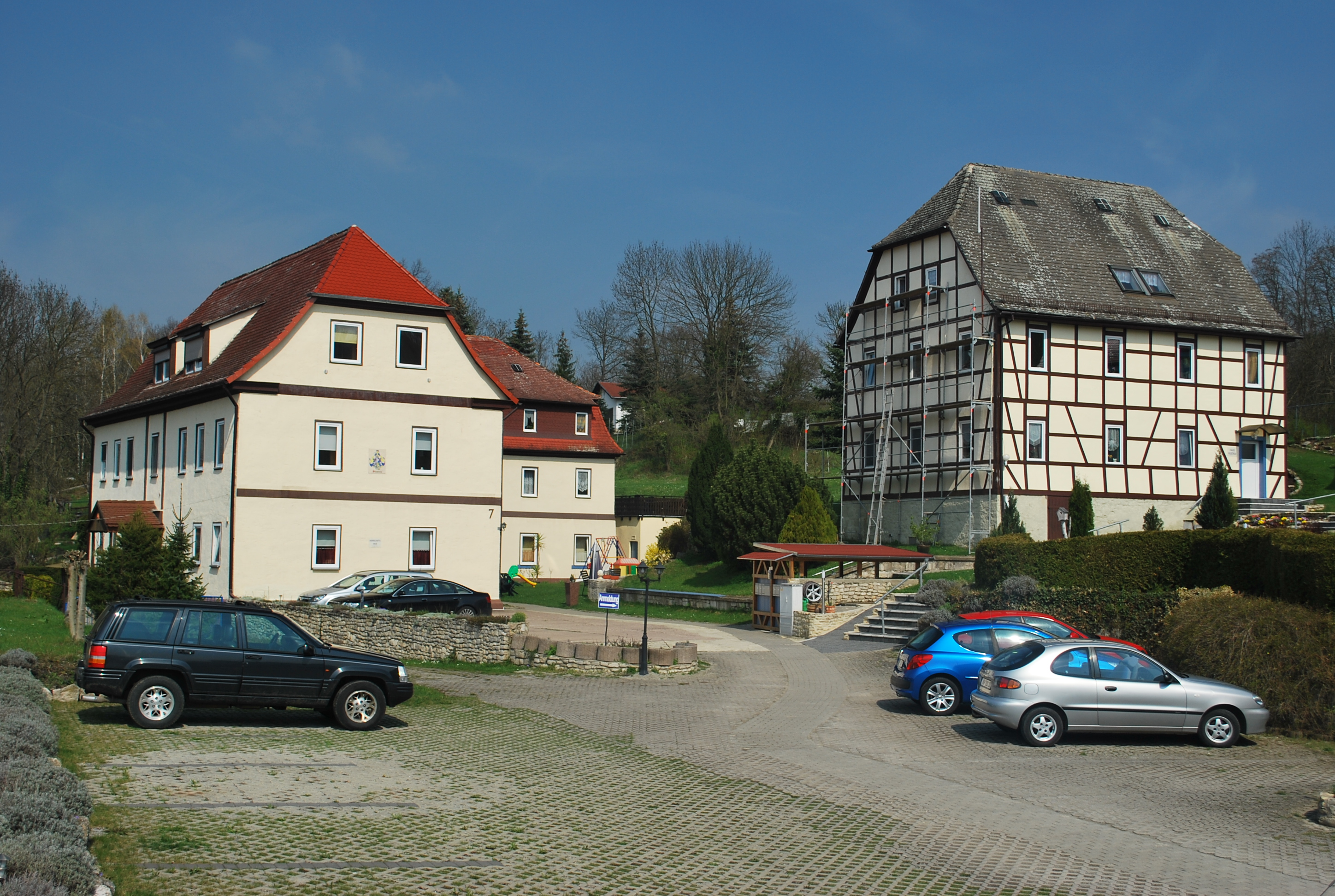 Holiday apartment Seepferdchen (2 Pers- 20m2) (421799), Bad Sulza, Weimar Country, Thuringia, Germany, picture 13