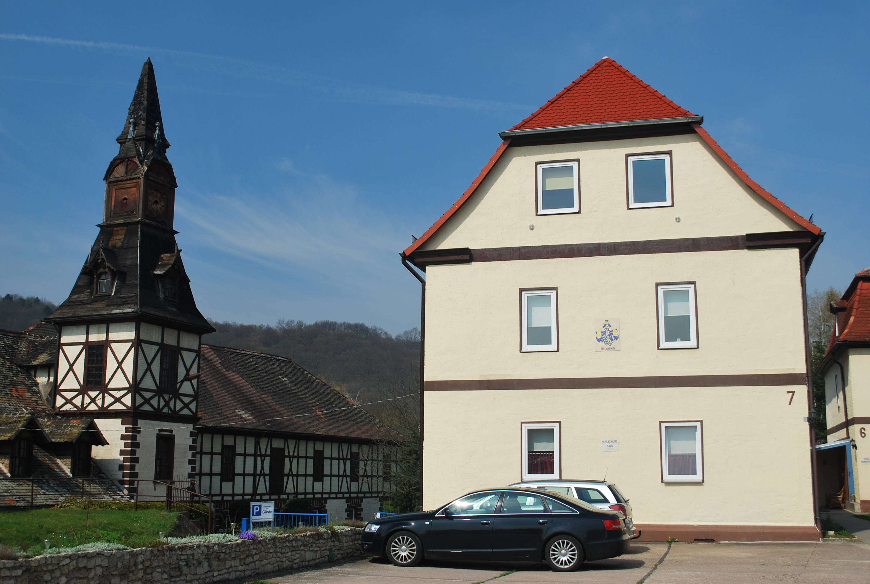Holiday apartment Seepferdchen (2 Pers- 20m2) (421799), Bad Sulza, Weimar Country, Thuringia, Germany, picture 14