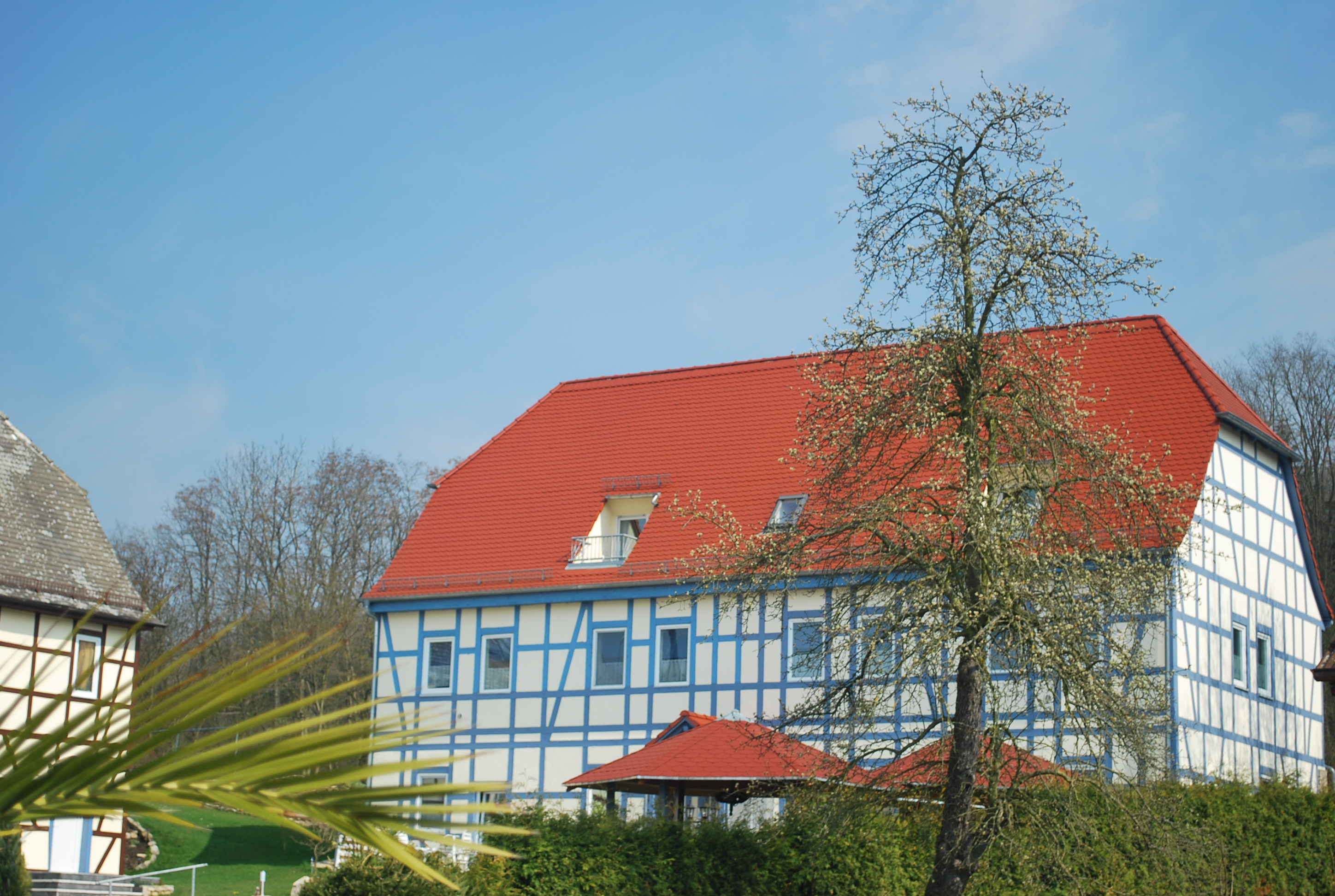 Holiday apartment Seepferdchen (2 Pers- 20m2) (421799), Bad Sulza, Weimar Country, Thuringia, Germany, picture 16