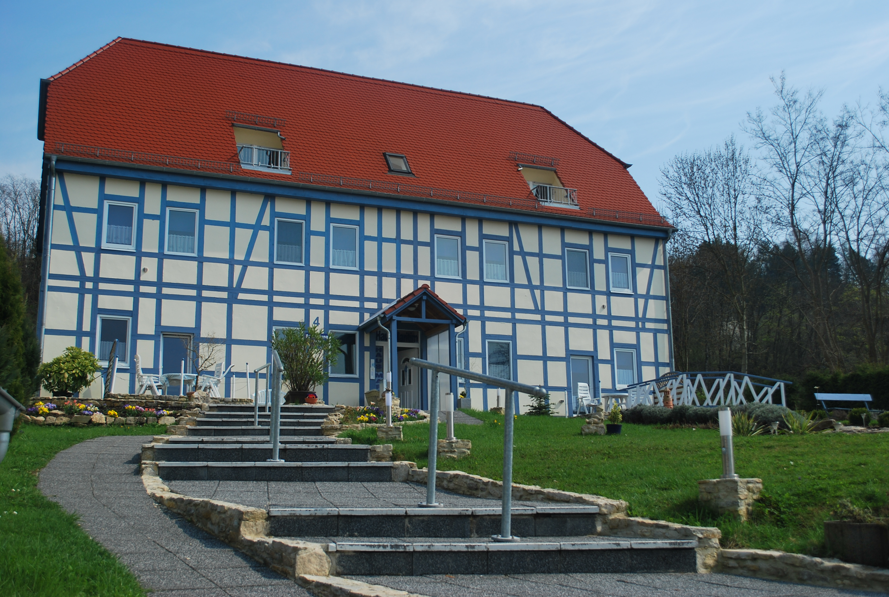 Holiday apartment Seepferdchen (2 Pers- 20m2) (421799), Bad Sulza, Weimar Country, Thuringia, Germany, picture 17