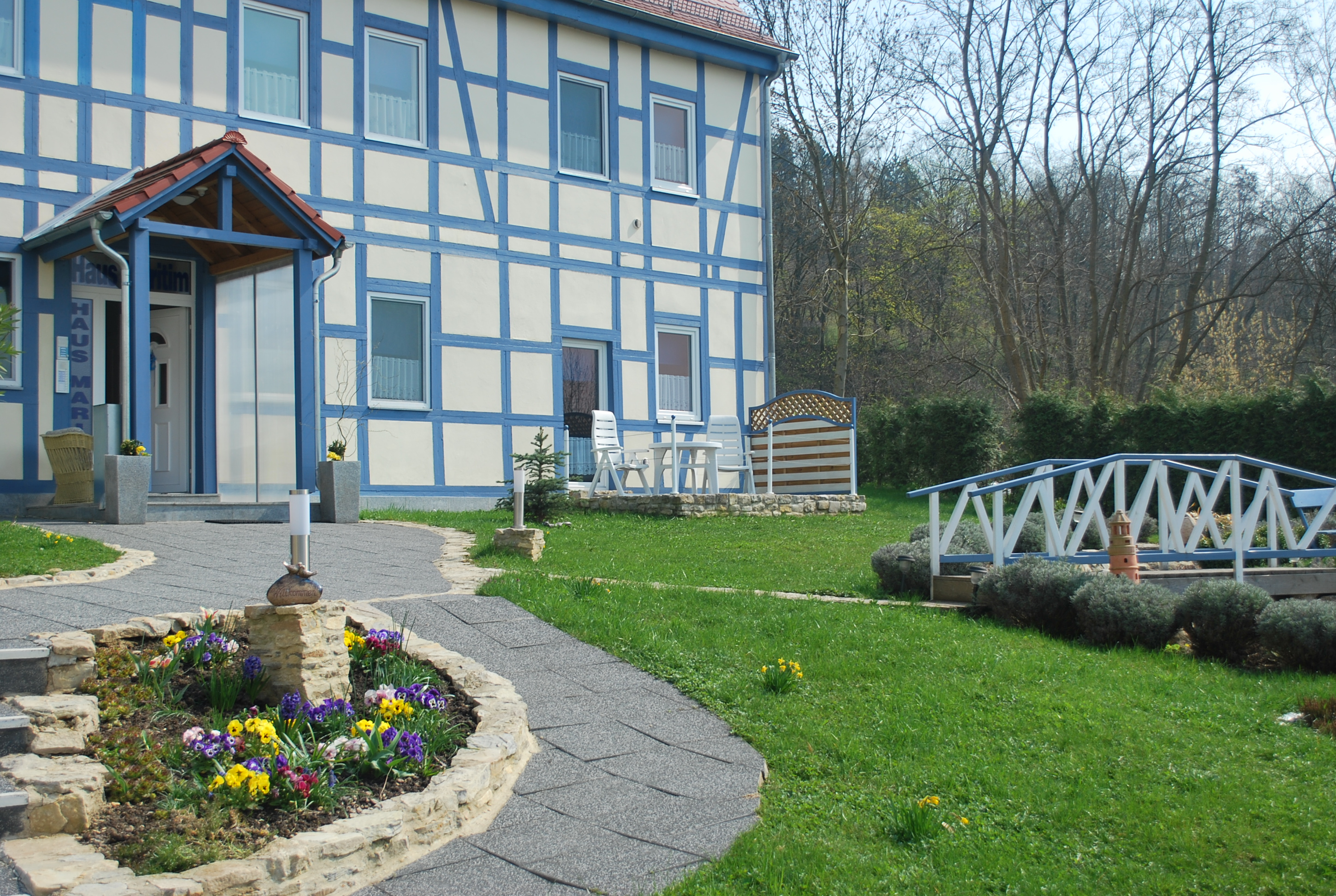 Holiday apartment Seepferdchen (2 Pers- 20m2) (421799), Bad Sulza, Weimar Country, Thuringia, Germany, picture 18