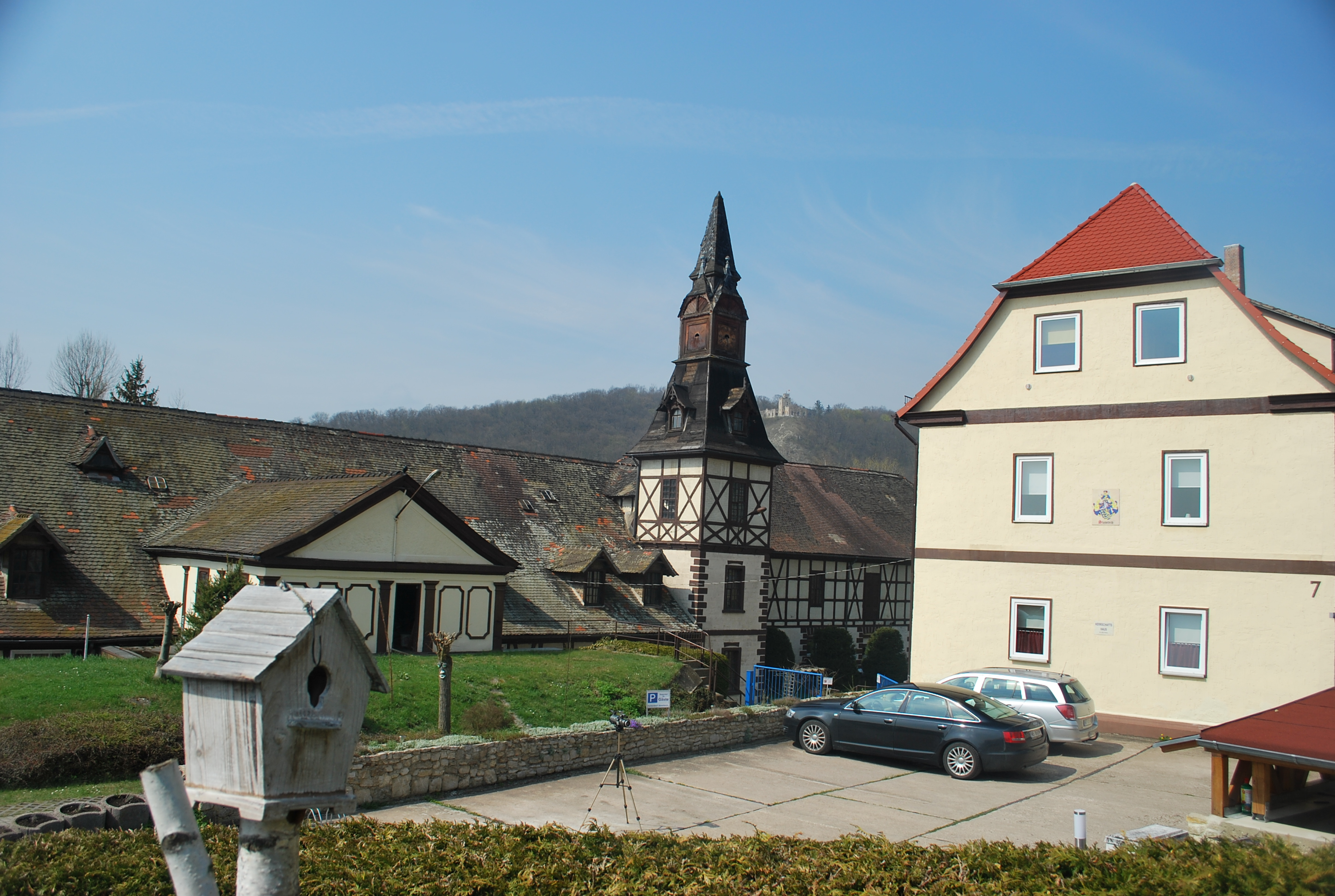 Holiday apartment Seepferdchen (2 Pers- 20m2) (421799), Bad Sulza, Weimar Country, Thuringia, Germany, picture 20
