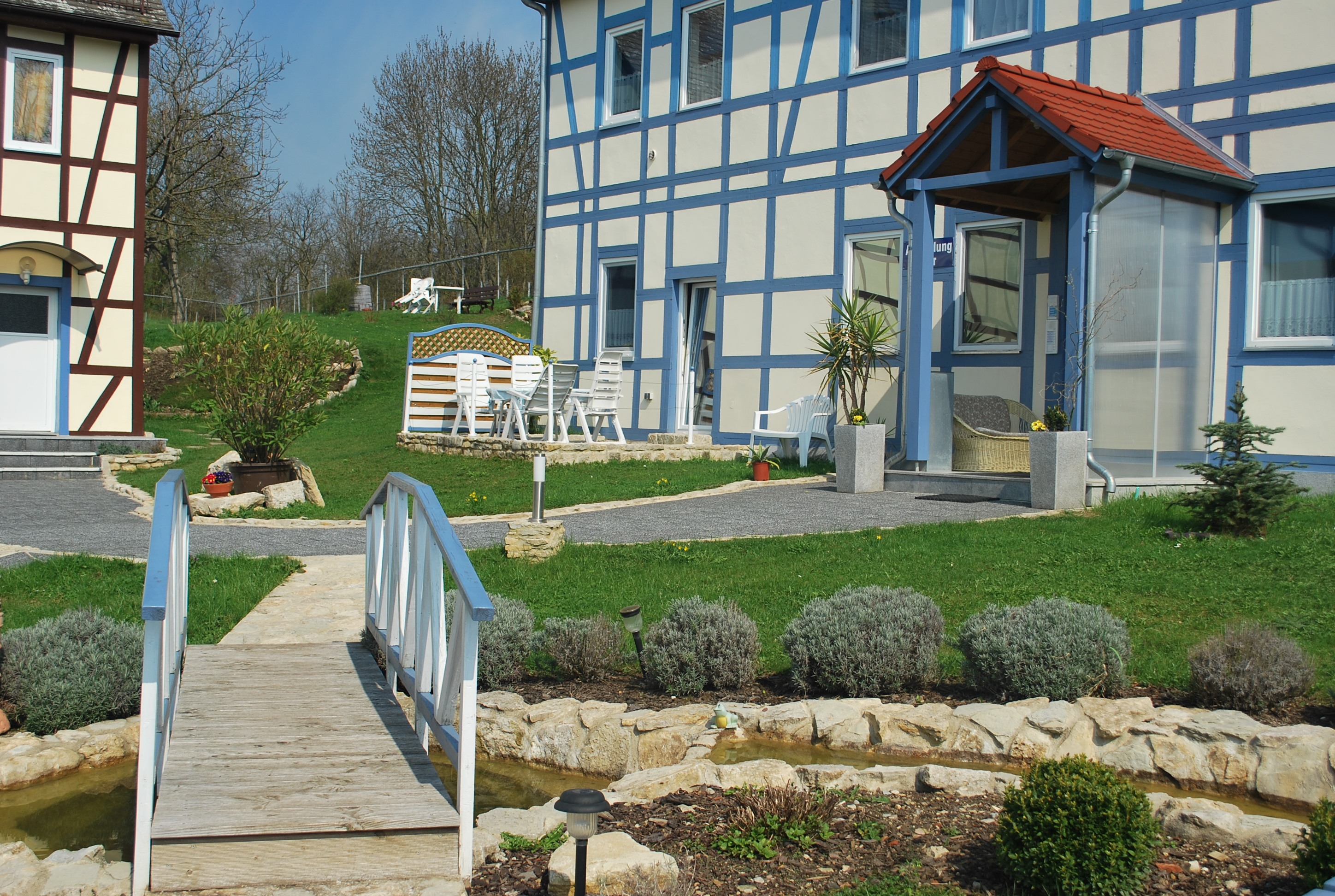 Holiday apartment Seepferdchen (2 Pers- 20m2) (421799), Bad Sulza, Weimar Country, Thuringia, Germany, picture 21