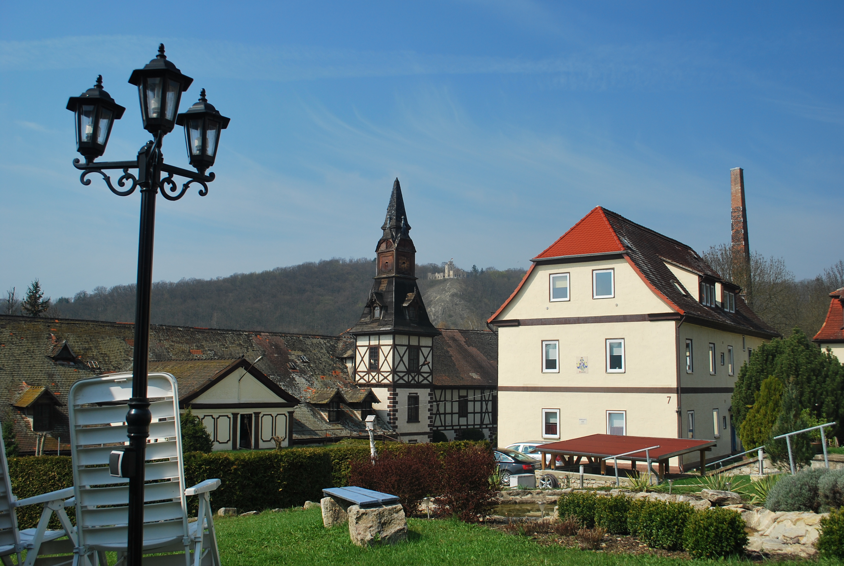 Holiday apartment Seepferdchen (2 Pers- 20m2) (421799), Bad Sulza, Weimar Country, Thuringia, Germany, picture 22