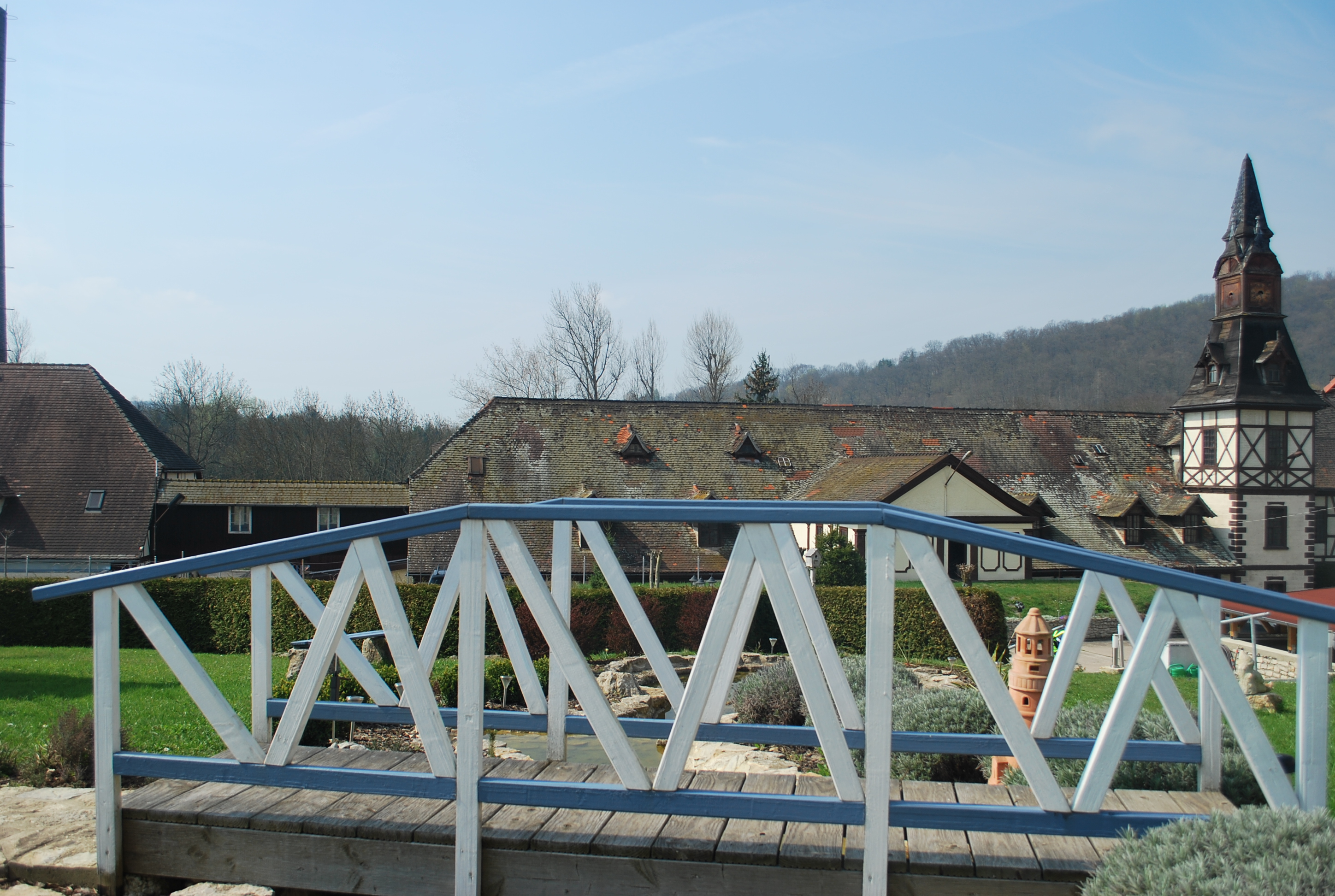 Holiday apartment Seepferdchen (2 Pers- 20m2) (421799), Bad Sulza, Weimar Country, Thuringia, Germany, picture 24