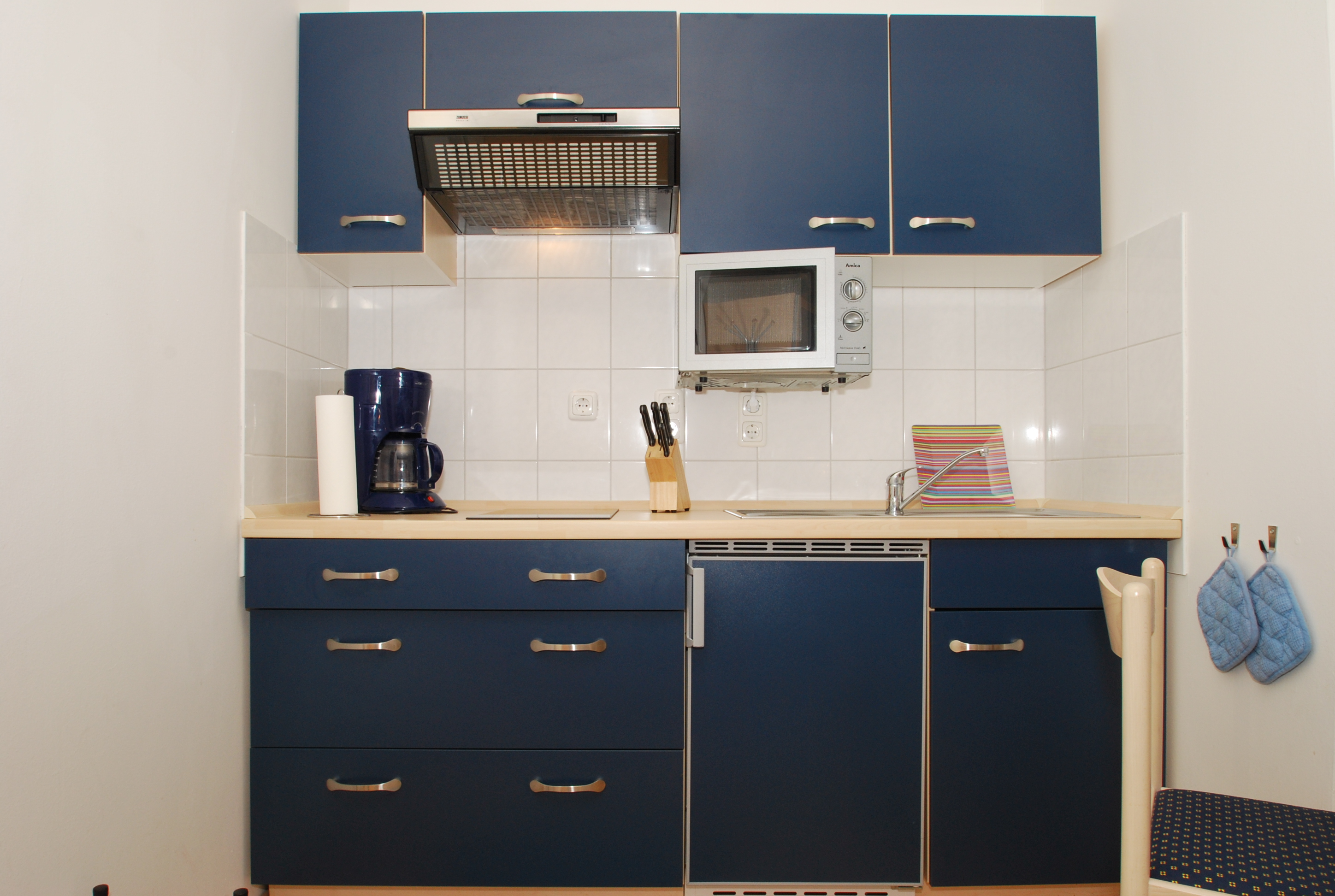 Holiday apartment Seepferdchen (2 Pers- 20m2) (421799), Bad Sulza, Weimar Country, Thuringia, Germany, picture 3