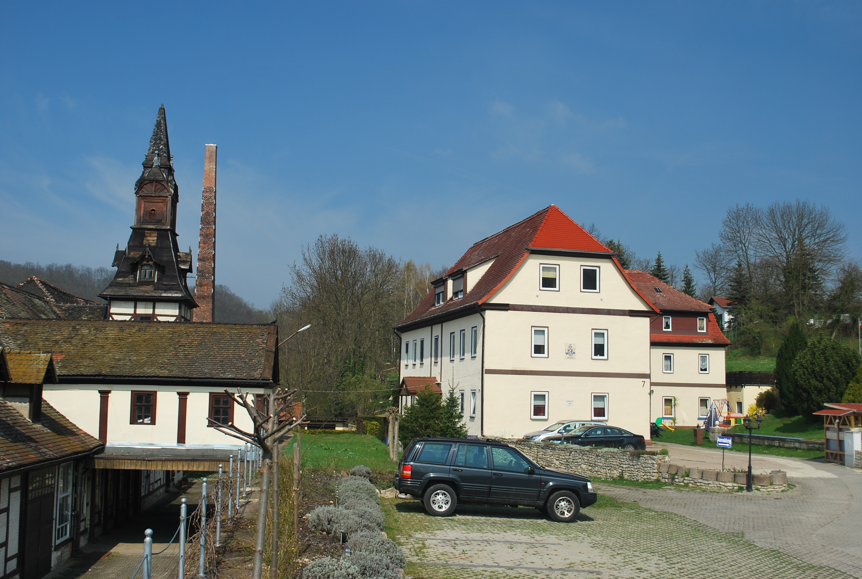 Holiday apartment Seepferdchen (2 Pers- 20m2) (421799), Bad Sulza, Weimar Country, Thuringia, Germany, picture 2