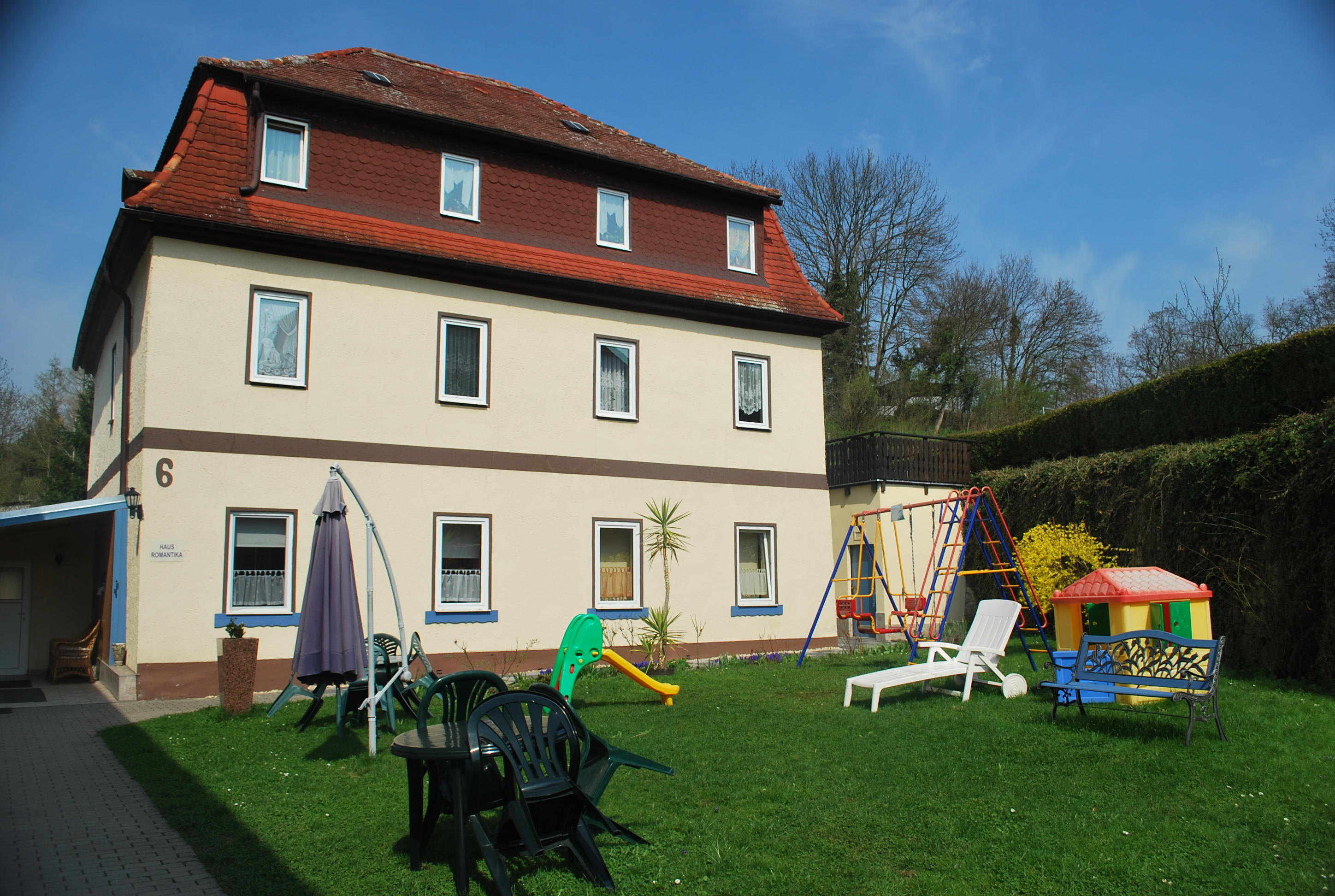 Holiday apartment Seepferdchen (2 Pers- 20m2) (421799), Bad Sulza, Weimar Country, Thuringia, Germany, picture 5