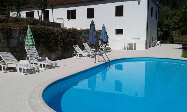 Vakantiehuis Soucasaux Aldreu 1