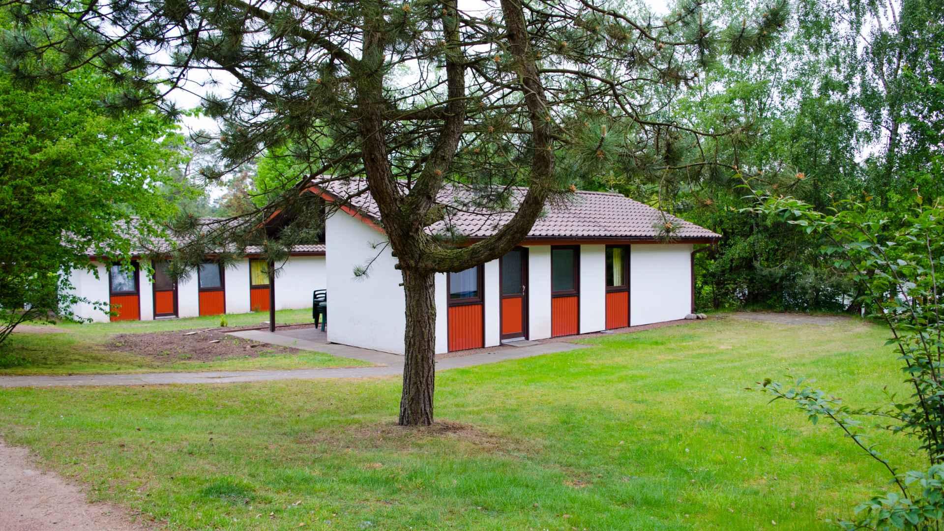 Ferienpark Type 4 Plus nr. 141 Sauna Uelsen 1