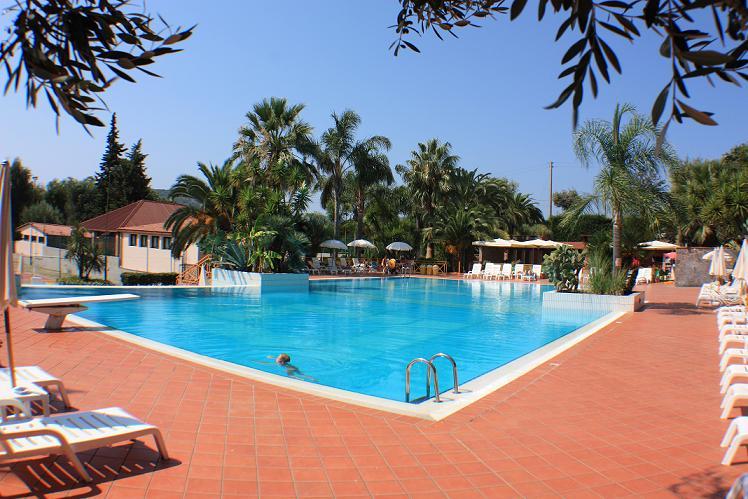 Vakantiepark Apartment- Bilo 3 Palinuro 1
