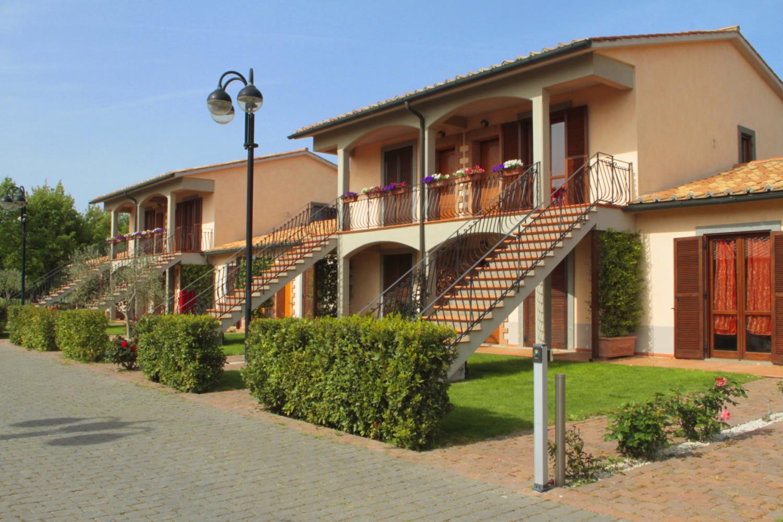 Apartment Bilocale 2+2 Sorano 1