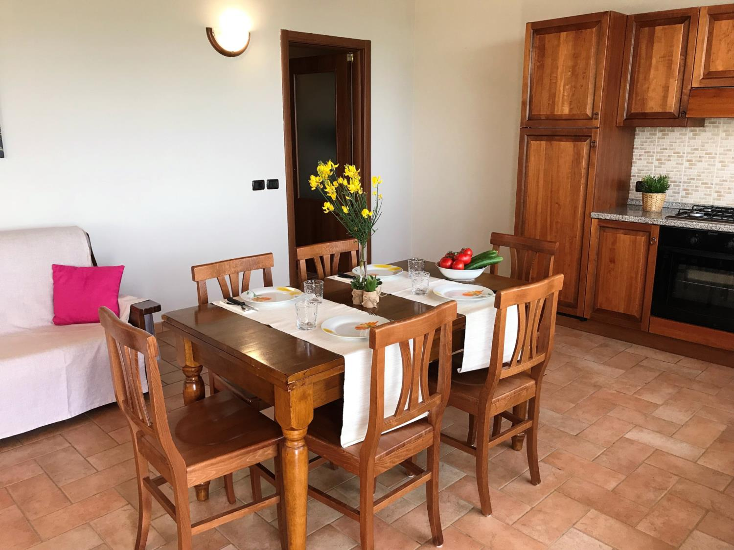 Holiday apartment Ibisco (469564), Apecchio, Pesaro and Urbino, Marche, Italy, picture 12