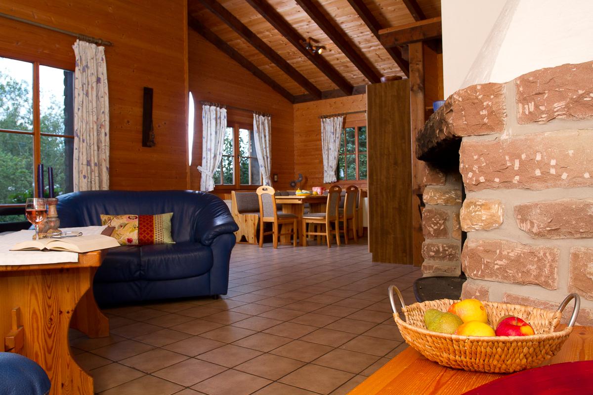 Ferienwohnung Haus 1 - Typ B (Blockhaus) (479938), Schönecken, Südeifel, Rheinland-Pfalz, Deutschland, Bild 11