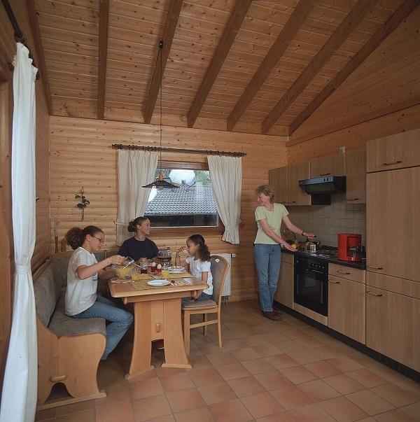Ferienwohnung Haus 1 - Typ B (Blockhaus) (479938), Schönecken, Südeifel, Rheinland-Pfalz, Deutschland, Bild 12