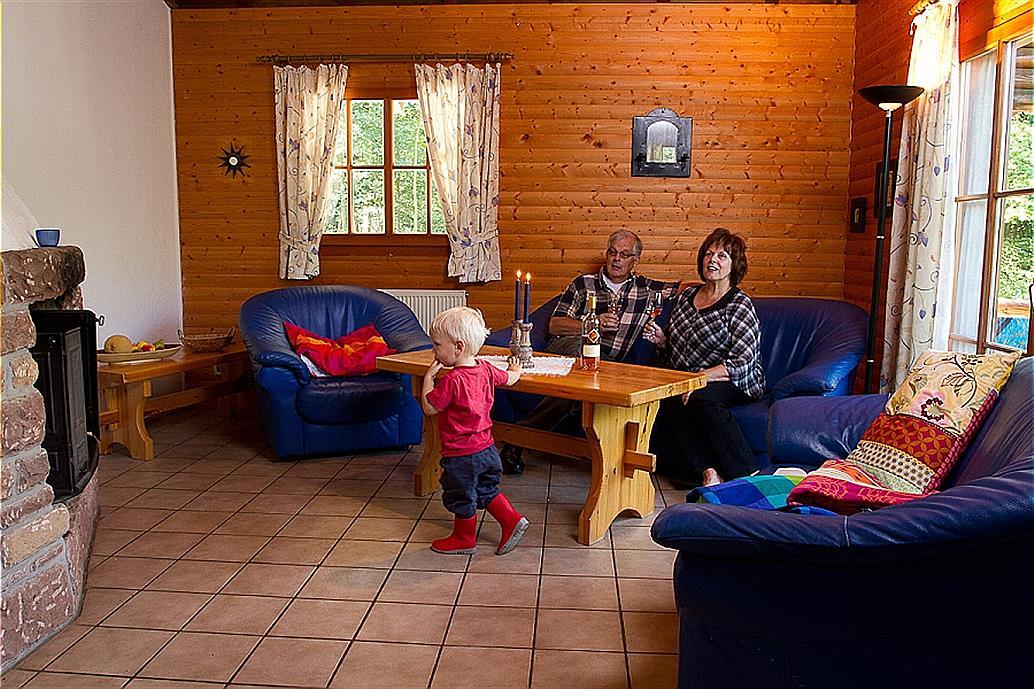 Ferienwohnung Haus 1 - Typ B (Blockhaus) (479938), Schönecken, Südeifel, Rheinland-Pfalz, Deutschland, Bild 15