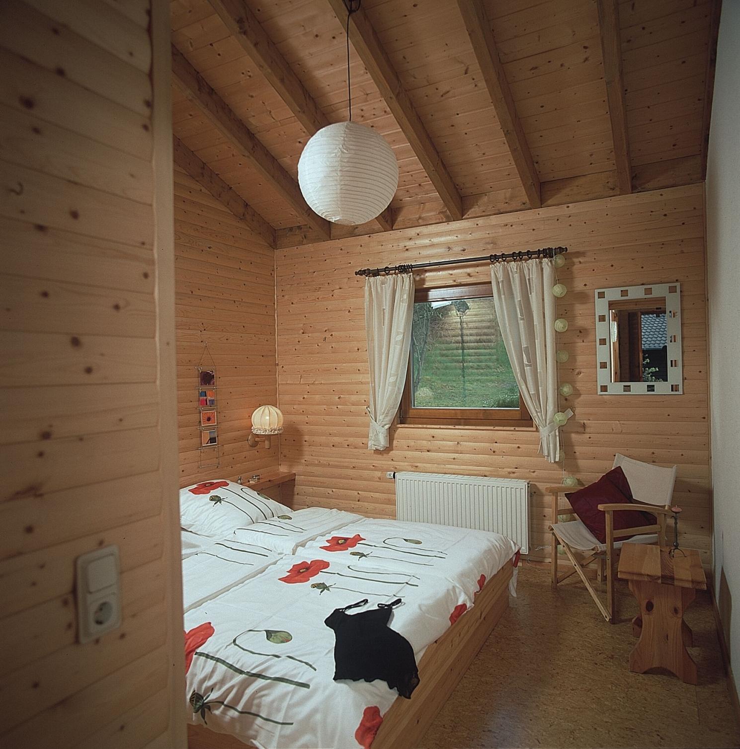 Ferienwohnung Haus 1 - Typ B (Blockhaus) (479938), Schönecken, Südeifel, Rheinland-Pfalz, Deutschland, Bild 6