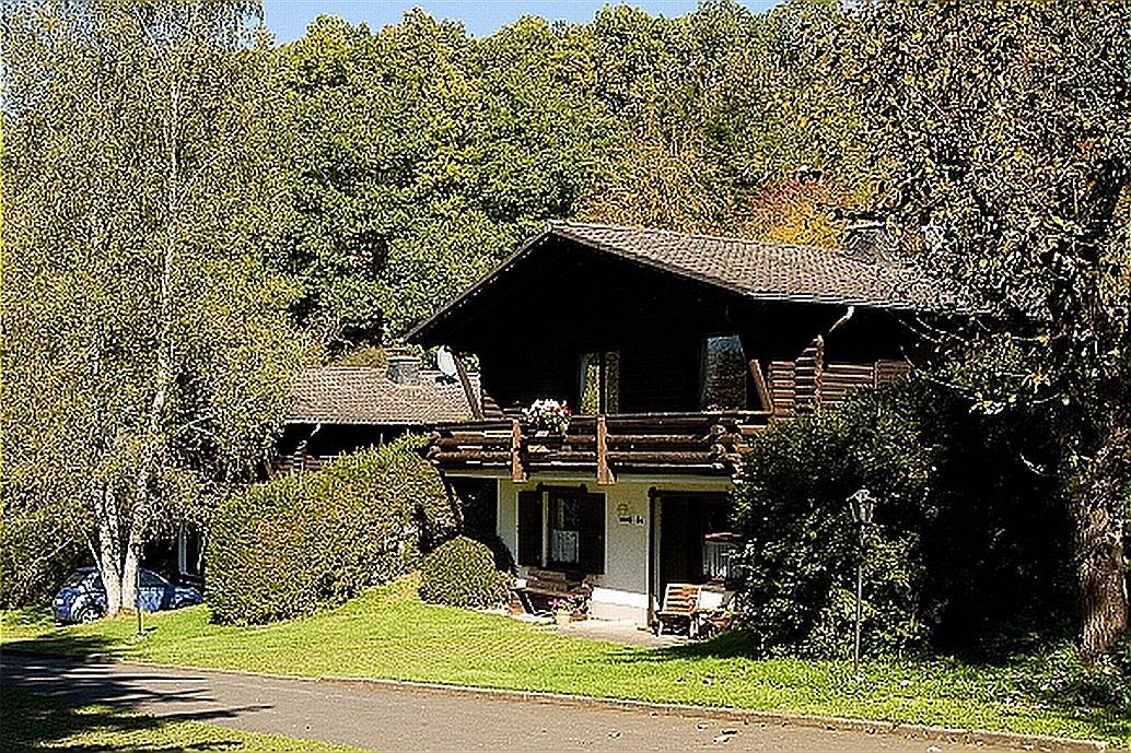 Vakantiepark Haus 1 - Typ B (Blockhaus) Schönecken 1