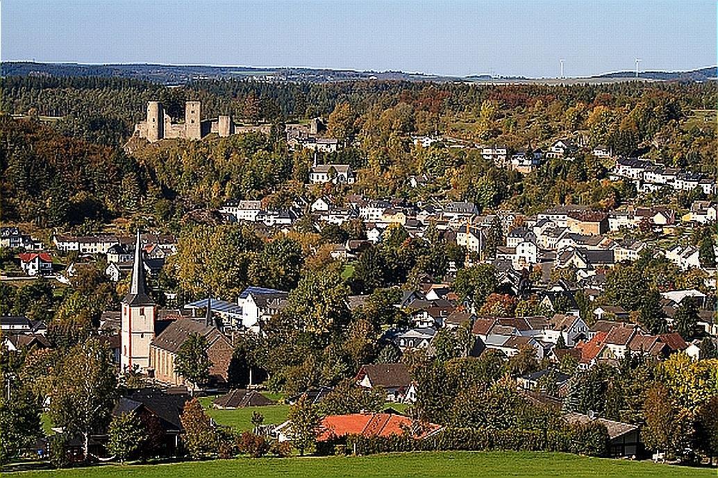 Ferienwohnung Haus 1 - Typ B (Blockhaus) (479938), Schönecken, Südeifel, Rheinland-Pfalz, Deutschland, Bild 5