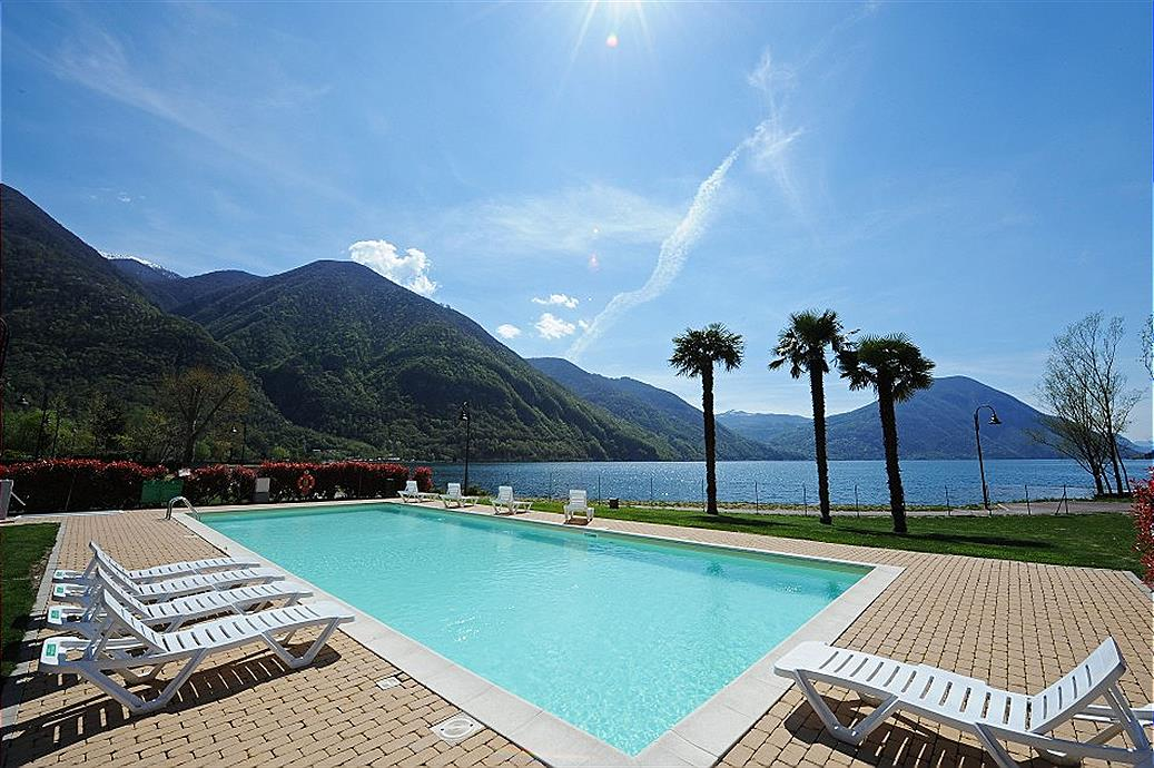 Appartement 2 bedrooms Villa MOUNT. VIEW Porlezza 1