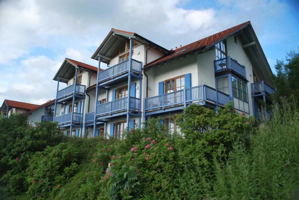 Parque de vacaciones Typ B Langfurth 1