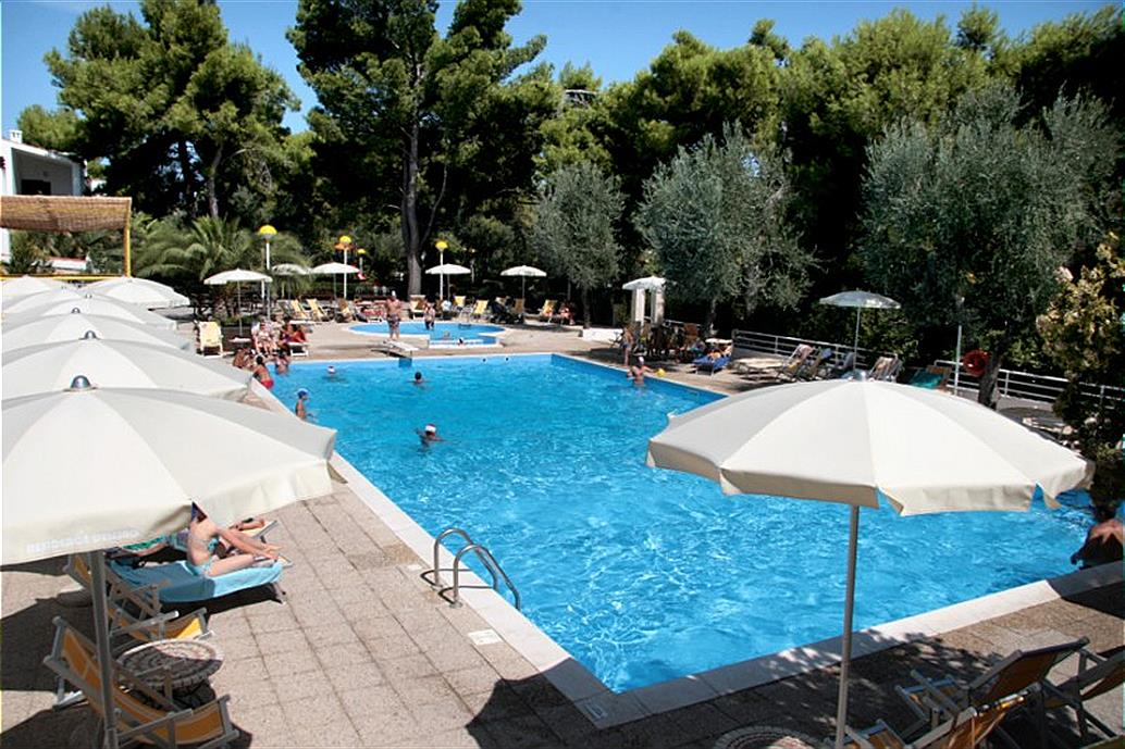Ferienpark Bilocale 2 Vieste 1