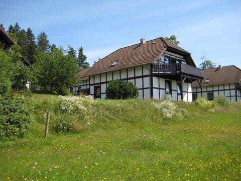 Parque de vacaciones Am Sternberg 209 Frankenau 1