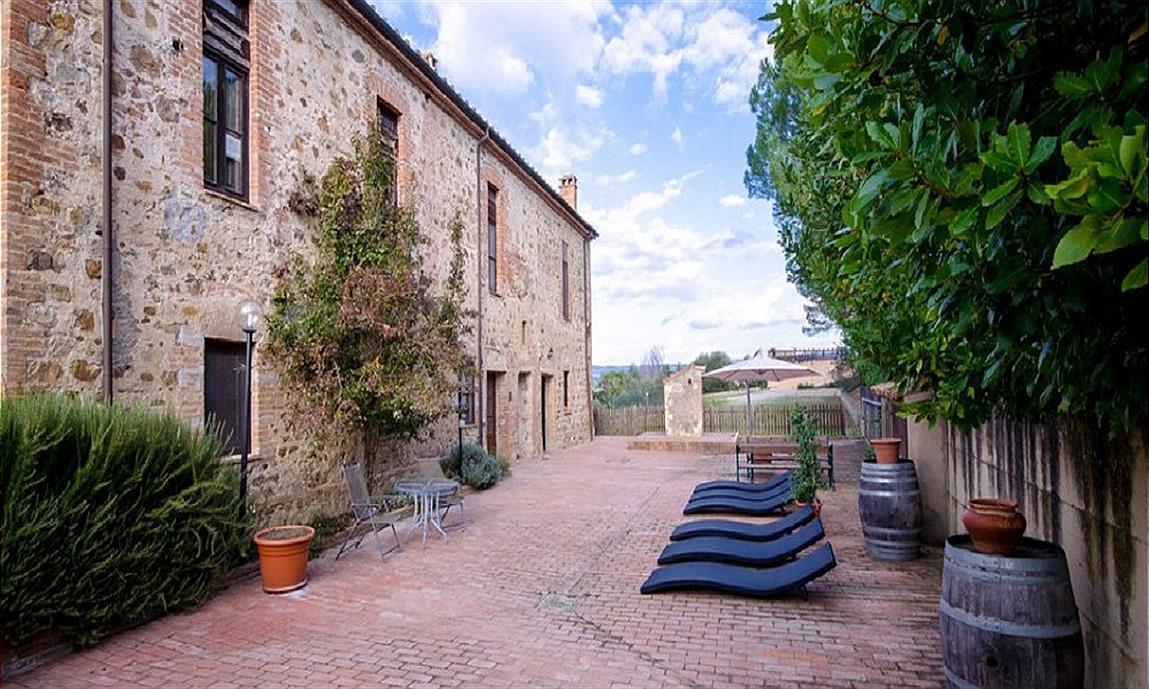 Appartement Casa del Borgo Monte Antico 1