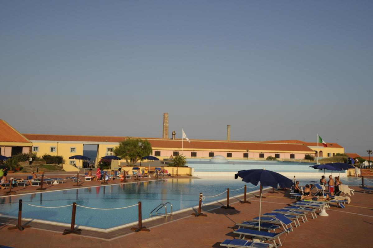 Hotel Tonnare Family Club 4* dbl. stand Stintino 1