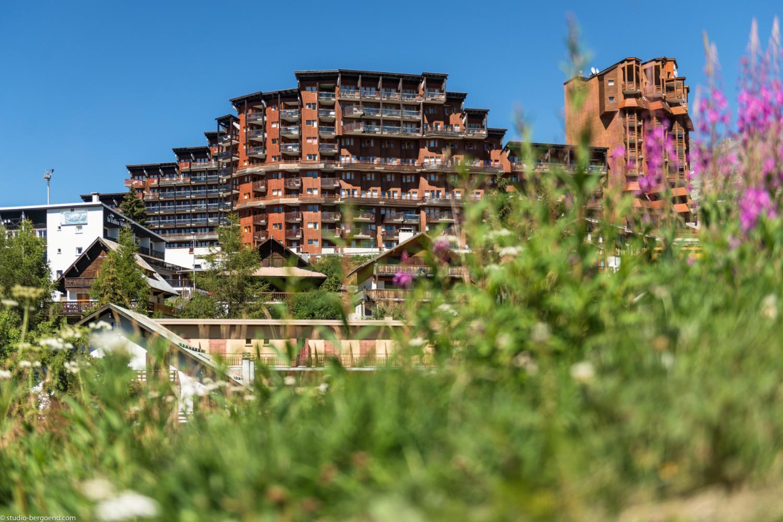 Vakantiepark L'Ours Blanc S4 Alpe d Huez 1
