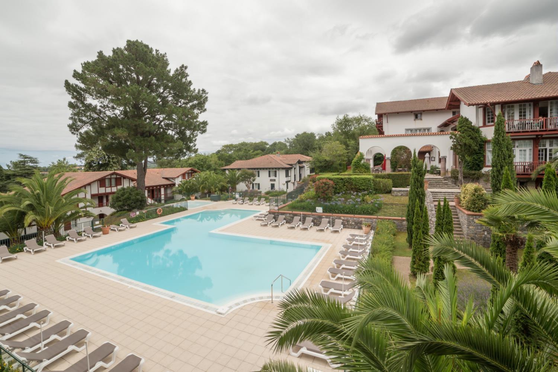 Appartement La Villa Maldagora 2p 4 Ciboure 1