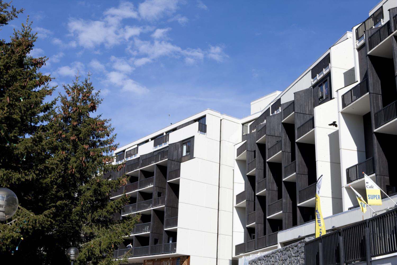 Appartement La Foret 2p 4/5 Flaine 1
