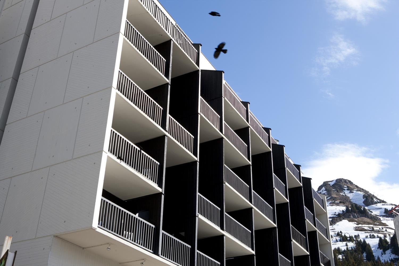 Appartement La Foret 3p 6/7 Flaine 1