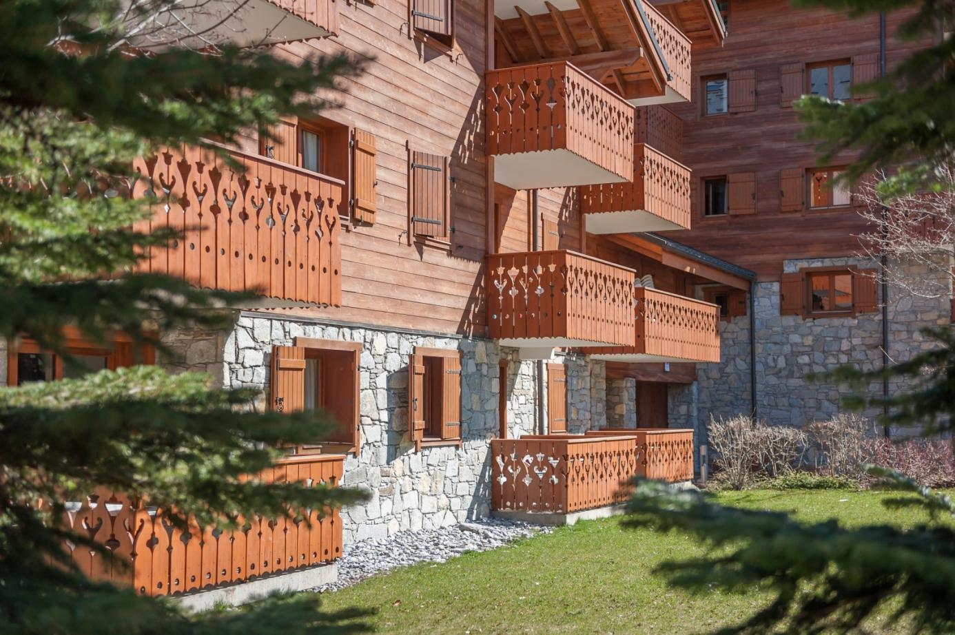 Apartamento Les Fermes du Soleil 3p 6 Classic Les Carroz d Araches 1
