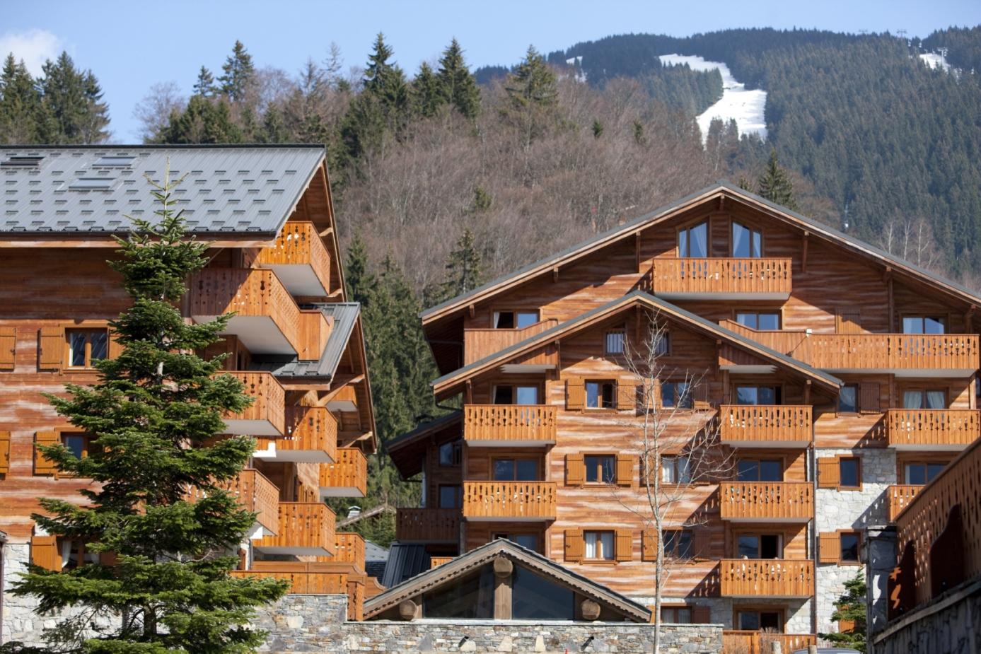 Apartment Les Fermes du Soleil 3p C 6 Les Carroz d Araches 1