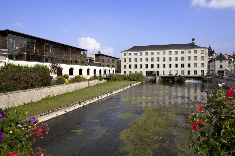 Appartement Le Moulin des Cordeliers 2/3p 5/6 Loches 1