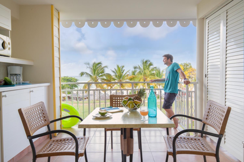 Ferienwohnung Sainte Anne 3p 6p Sel (669838), Sainte-Anne (Guadeloupe), Grande-Terre, Guadeloupe, Karibische Inseln, Bild 4