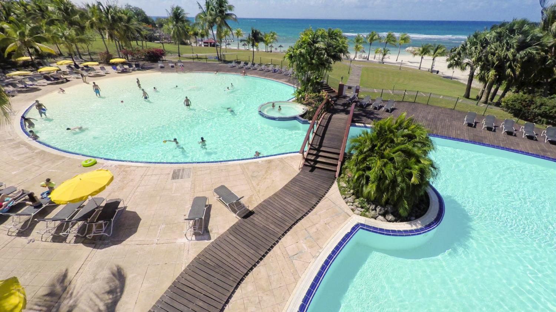 Ferienwohnung Sainte Anne 3p 6p Sel (669838), Sainte-Anne (Guadeloupe), Grande-Terre, Guadeloupe, Karibische Inseln, Bild 2