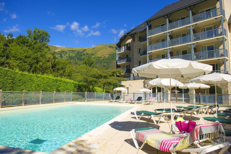 Vakantiepark Les Rives de l'Aure S4 Saint Lary Soulan 1