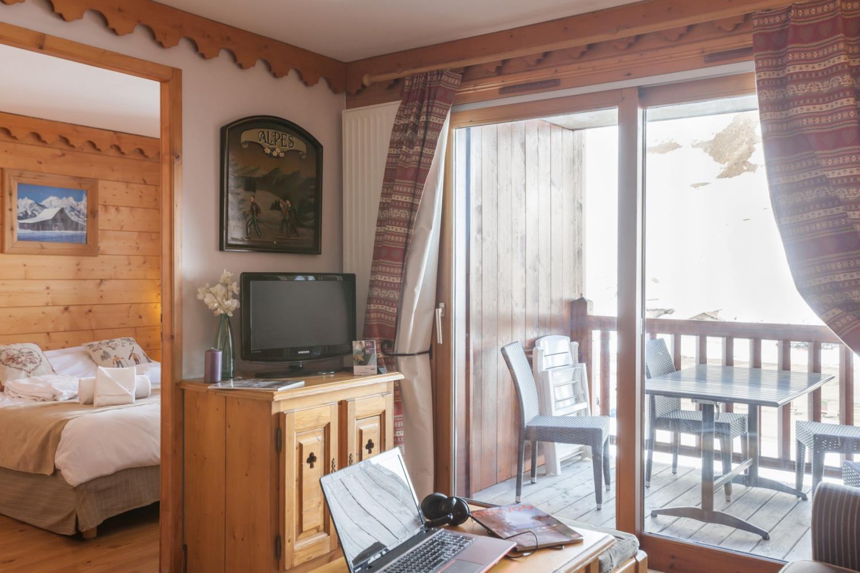 Ferienwohnung L'Ecrin des Neiges 4p 8 Sup. (669877), Val Claret, Savoyen, Rhône-Alpen, Frankreich, Bild 5
