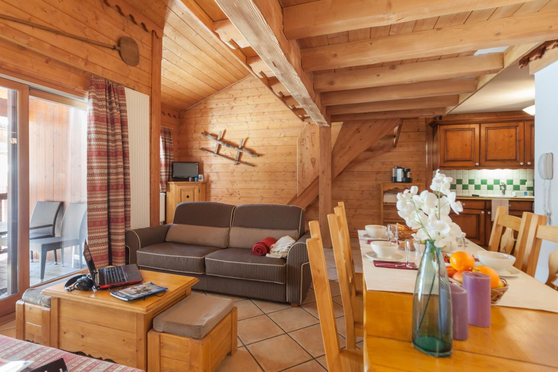 Ferienwohnung L'Ecrin des Neiges 4p 8 Sup. (669877), Val Claret, Savoyen, Rhône-Alpen, Frankreich, Bild 9