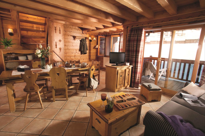 Ferienwohnung L'Ecrin des Neiges 4p 8 Sup. (669877), Val Claret, Savoyen, Rhône-Alpen, Frankreich, Bild 2