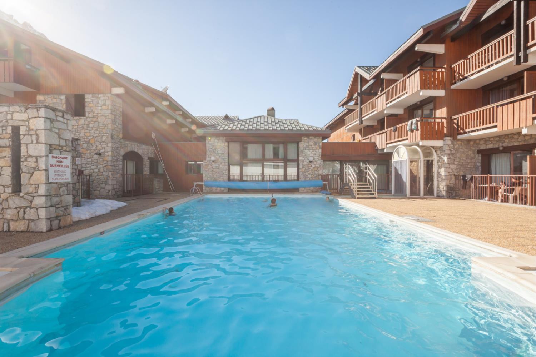Parque de vacaciones Les Chalets de Solaise S3/4p Val d Isere 1