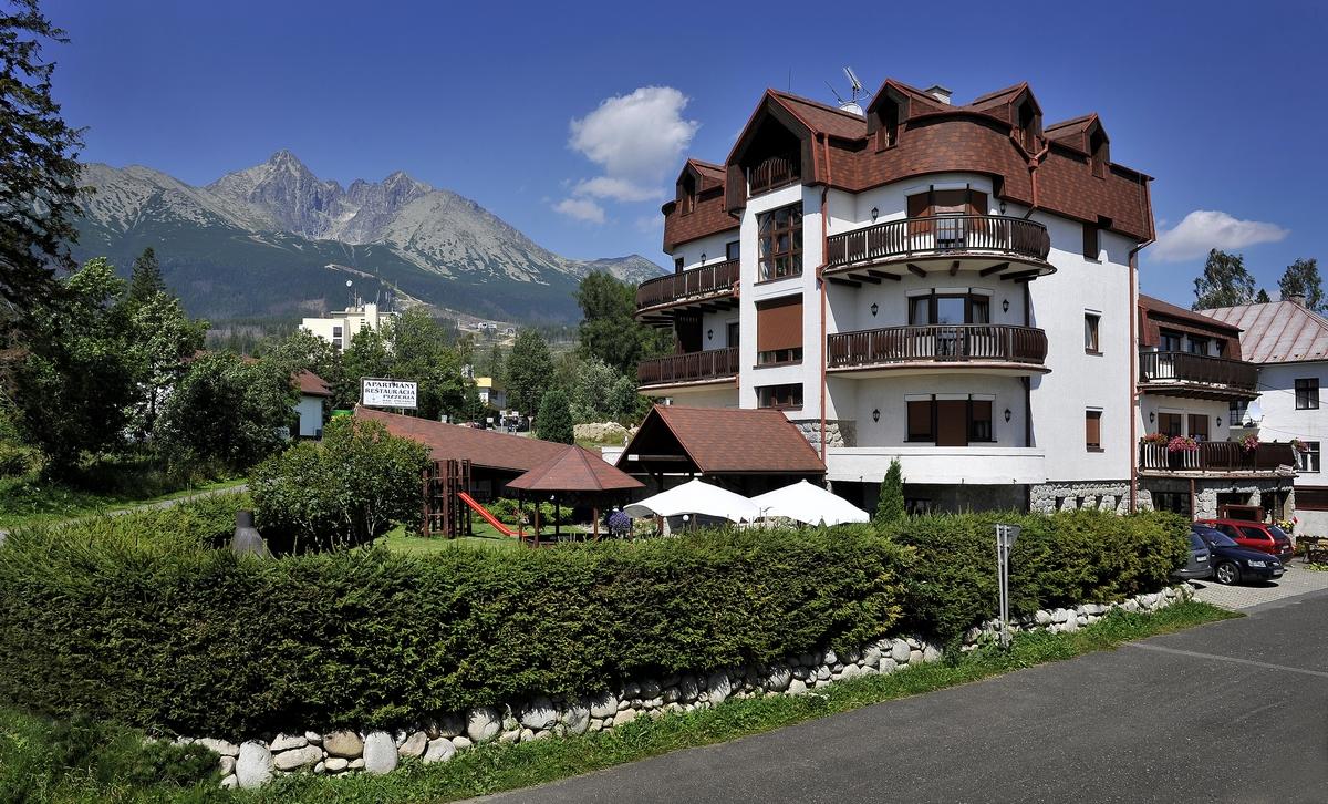 Apartment Villa Beatrice Apartment B 3+2 Tatranská Lomnica 1
