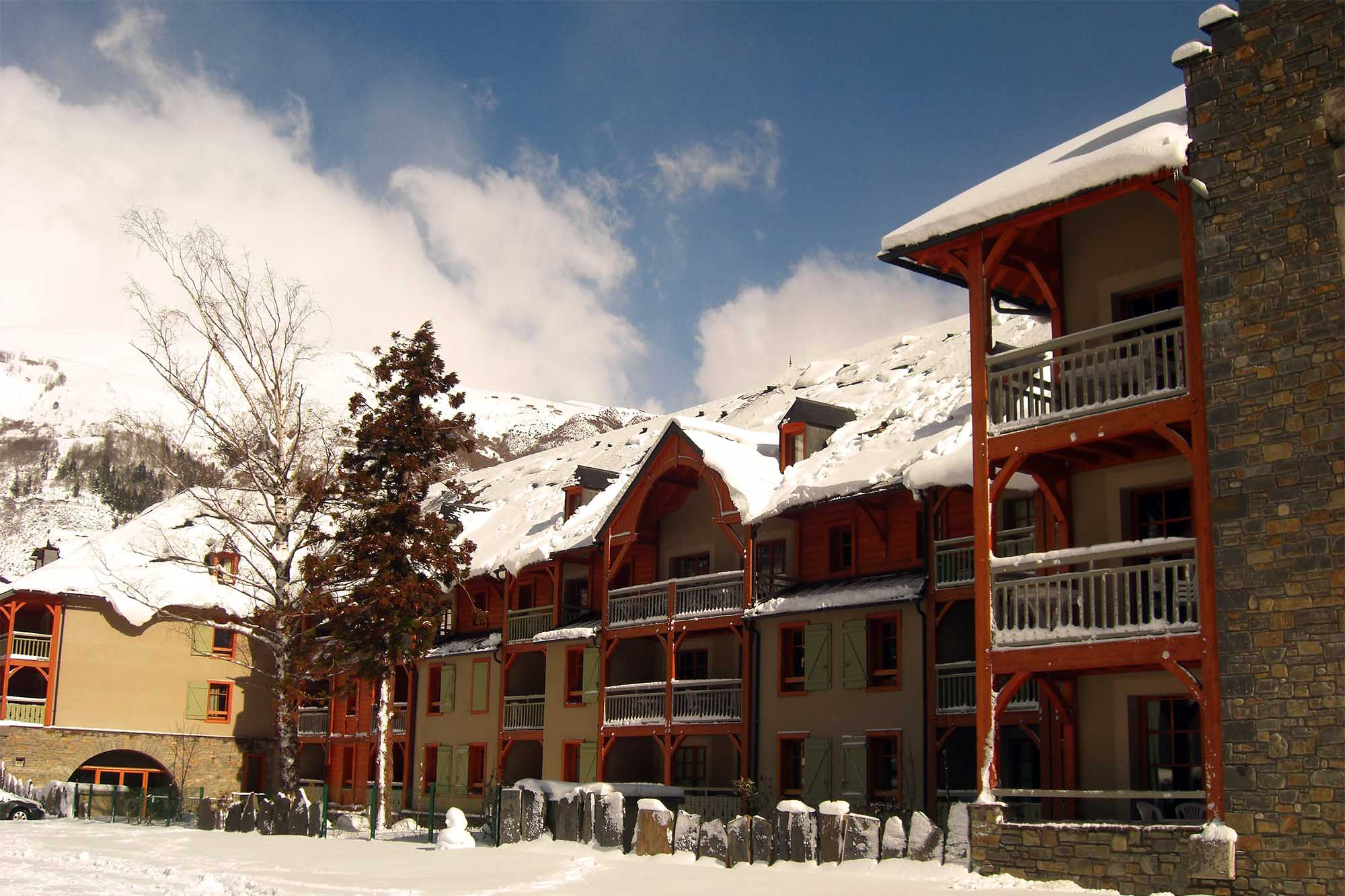 Appartement St. Lary Soulan 2p4p Saint Lary Soulan 1