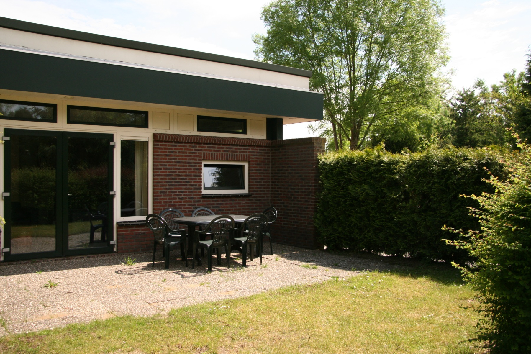 Holiday park Type D Basis 6 persoons bungalow Terwolde 1