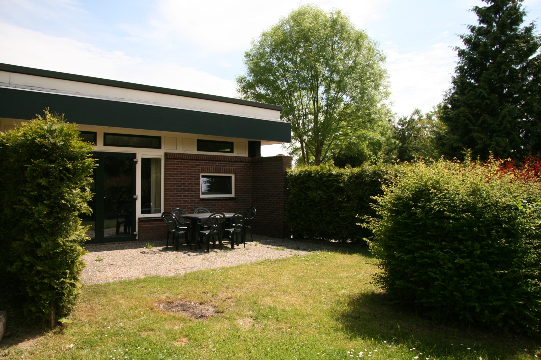 Holiday park Type D Basis 8 persoons bungalow Terwolde 1