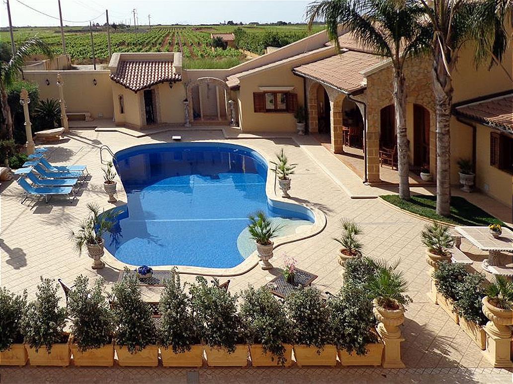 Villa Trilocale MARGARITA Mazara del Vallo 1