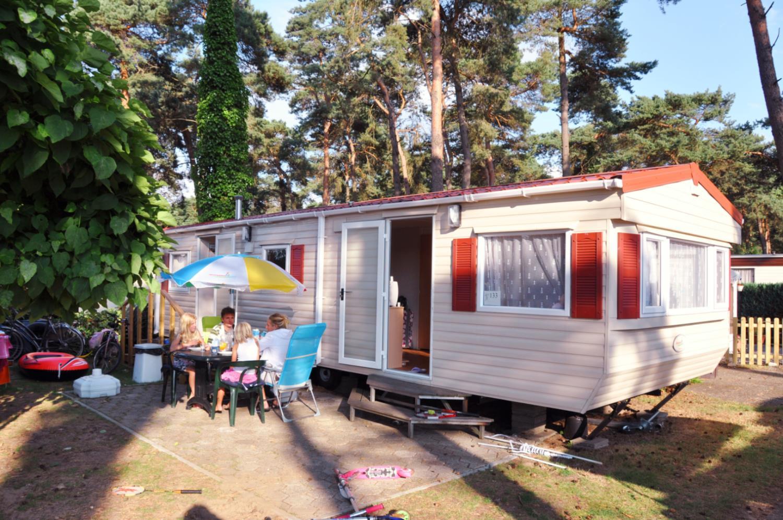 Parque de vacaciones BM Kempenland Mobile home Lommel 1