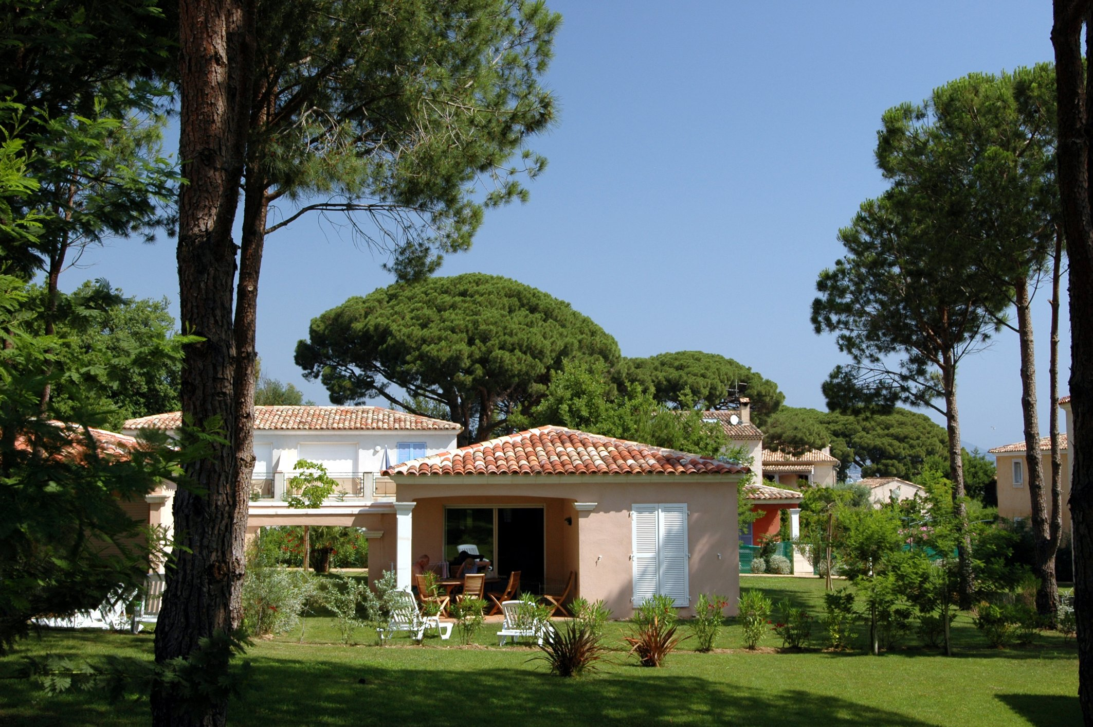 Ferienwohnung Gassin/St. Tropez 3p6 Le Clos-RDC/É (1063857), Gassin, Côte d'Azur, Provence - Alpen - Côte d'Azur, Frankreich, Bild 2